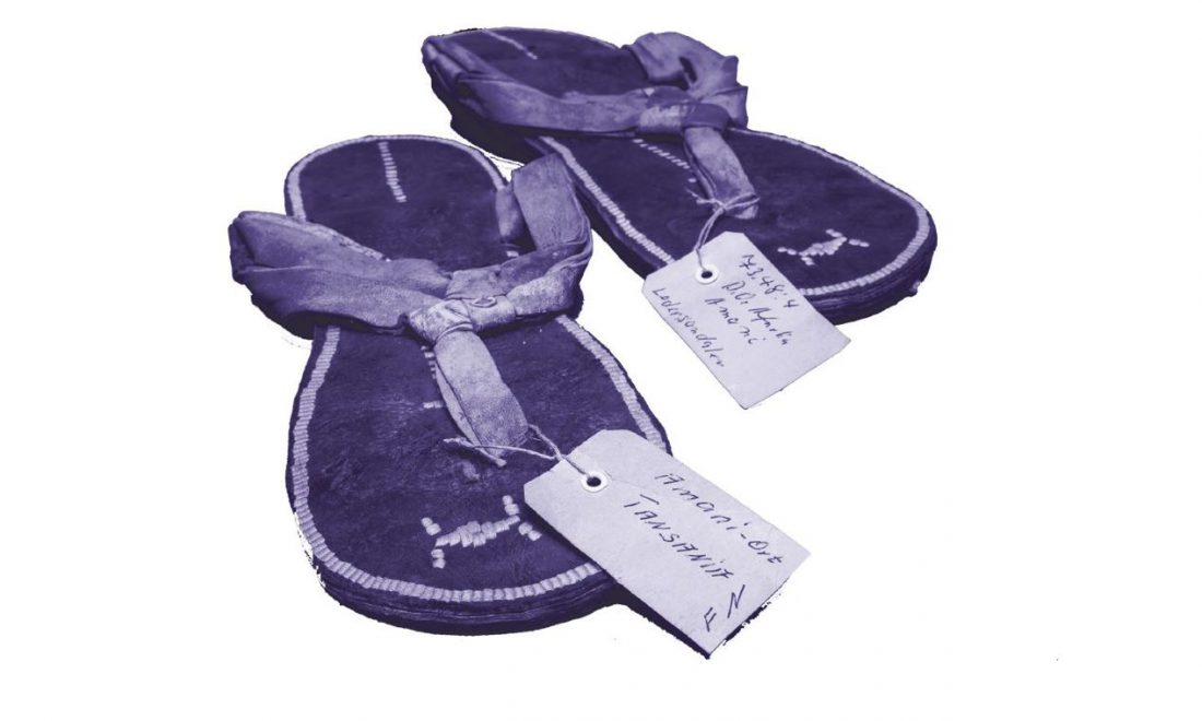 Sandalen aus Amani