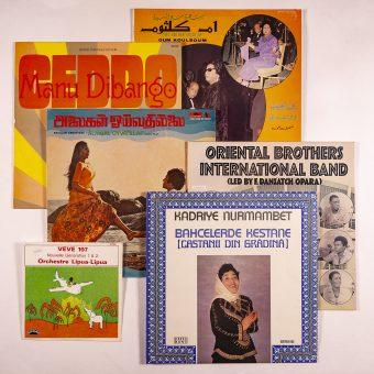 Vinyl, Plattencover