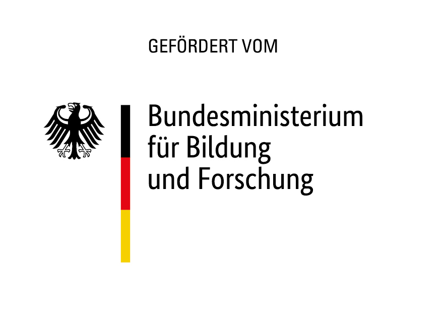 Logo Bundesministerium für Forschung und Bildung
