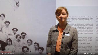 """Digitale Führung durch die Ausstellung """"Ausgezeichnet: Künstlerinnen des Inventars"""""""