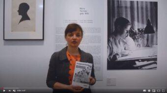 """Teil 3 Digitale Führung durch die Ausstellung """"Ausgezeichnet: Künstlerinnen des Inventars"""""""