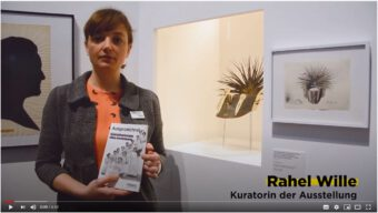 """Digitaler Rundgang """"Ausgezeichnet: Künstlerinnen des Inventars"""" Teil 1 mit Kuratorin Rahel Wille"""