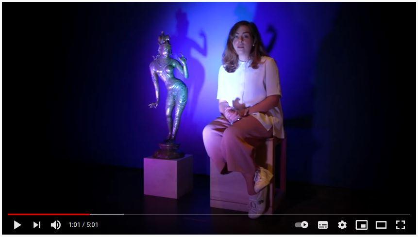 Olivia Jagiella erzählt Good Night Queer Stories