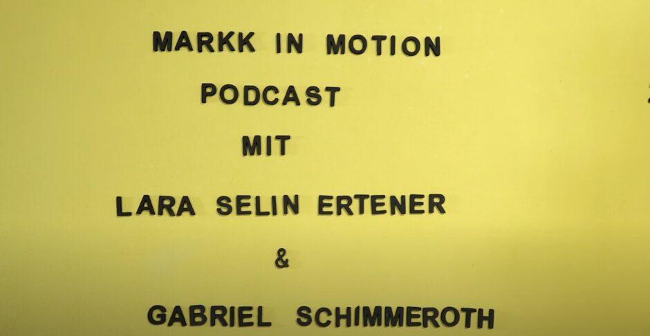 Sprechstunde mit Lara Selin Ertener